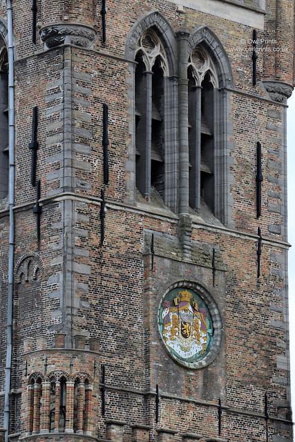 Bruges.  Belfort.