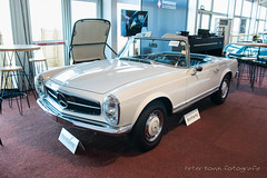 Mercedes 280 SL Pagode - 1968