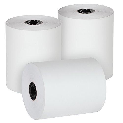 Thermal Cash Register POS paper rolls 3 1/8 x 230'