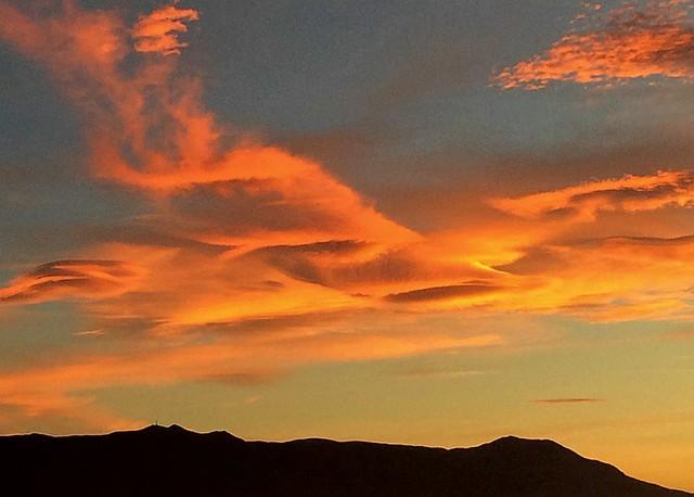 Andalucía sunset