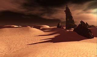 The Sand Seas: The Roc's Spire