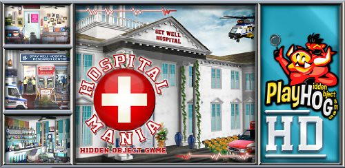 Hospital Mania - Hidden Objects Game [Download]