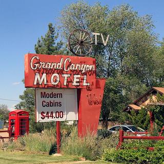 Grand Canyon Motel