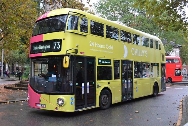 Arriva London LT538 LTZ1538