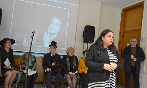 Centenário Nascimento Sophia de Mello Breyner Andresen