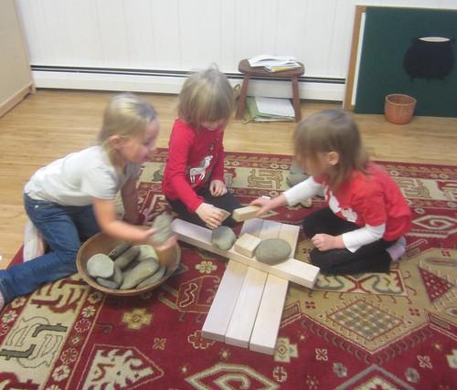 rocks & blocks