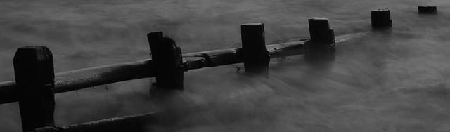 Mist like sea