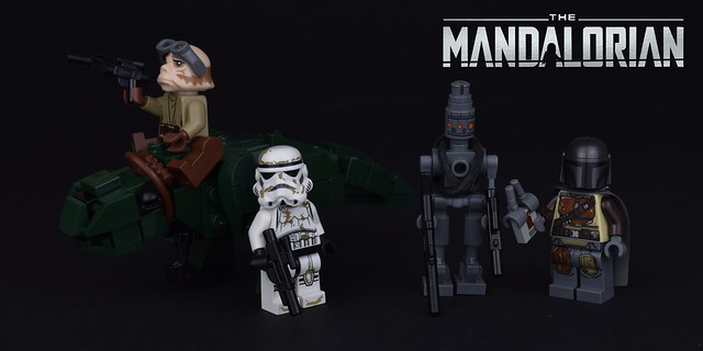 The Mandalorian - Chapter 1