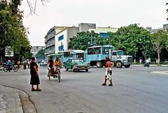 Havana, Cuba, September 2001