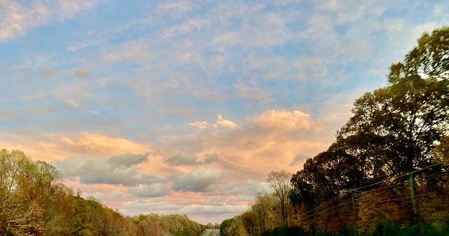 Beautiful sky 11/12/19