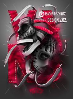 VANS design - Skulls