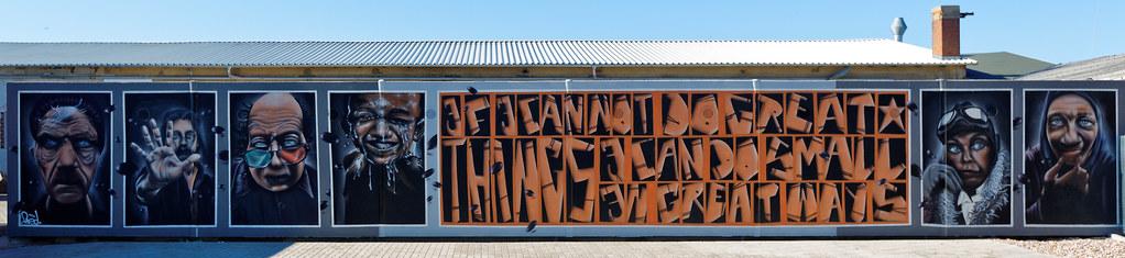 Streetart in Erfurt