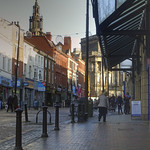 Friargate Preston today