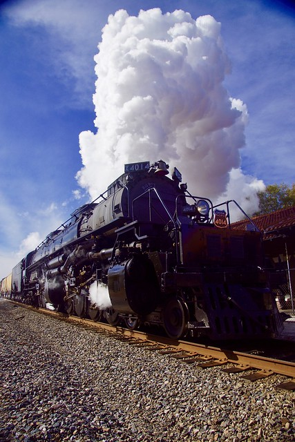Union Pacific 4014, Big Boy, 4-8-8-4, Arkadelphia, Arkansas
