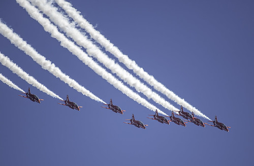 Red Arrows Tegether
