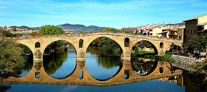 Puente la Reina - Navarra - siglo XI