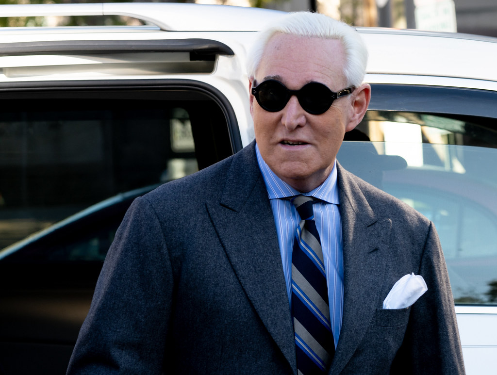 Roger Stone, day 6 of trial