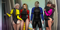 S&P interactive wet suits