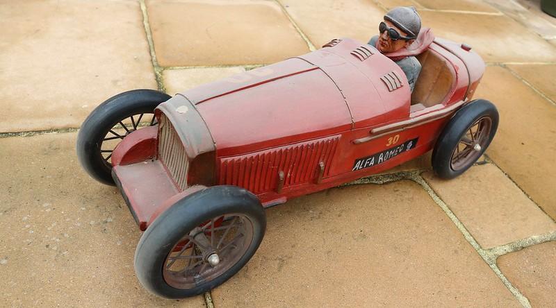 Alfa Romeo jouets d'époque Nielman Racing Team -  FRANCE Novembre 2019 -  49061210656_dc02a84475_c