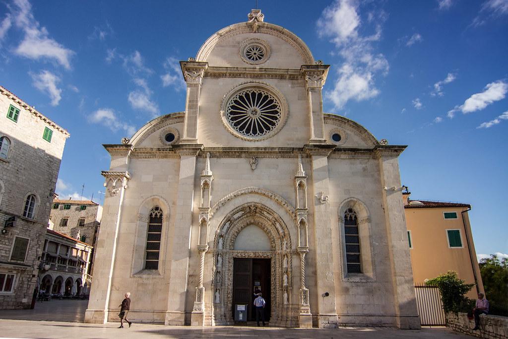 Šibenik Cathedral, Croatia
