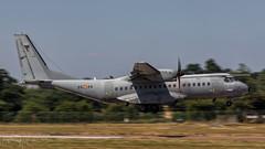 Spanish Air Force CASA 295M T.21-08