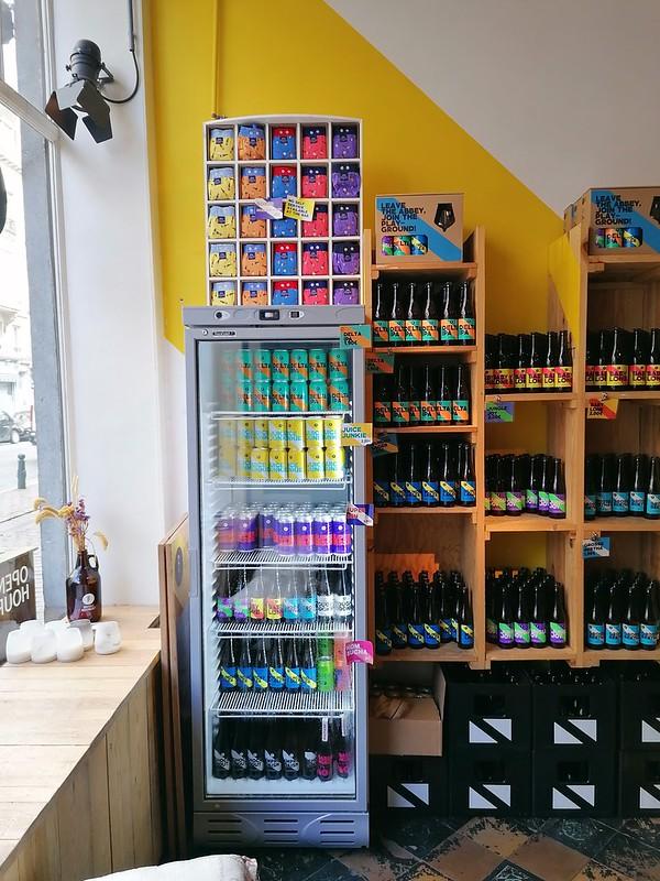 Brussels Beer Project #Bruselas. Cuando la cerveza y la ciudad se     fusionan y se hacen una sola!