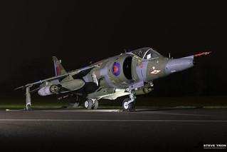 Hawker Siddeley Harrier GR.3 ZX991