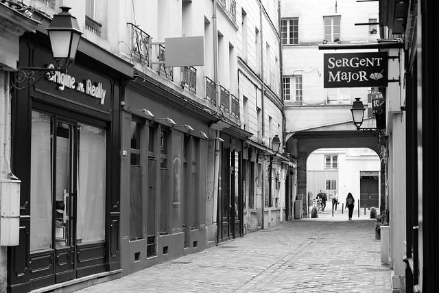 Rue des 2 Portes