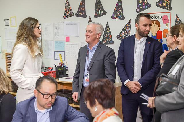 Province reaches milestone in universal child care plan