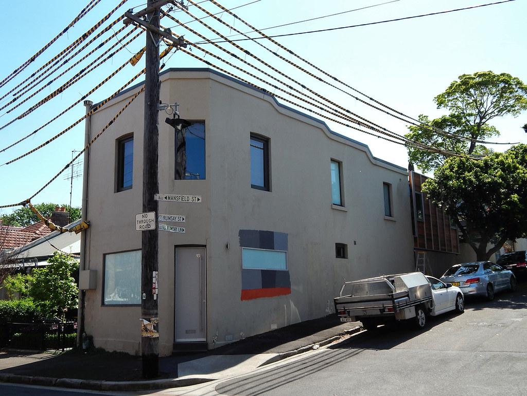 Former Shop, Rozelle, Sydney, NSW.