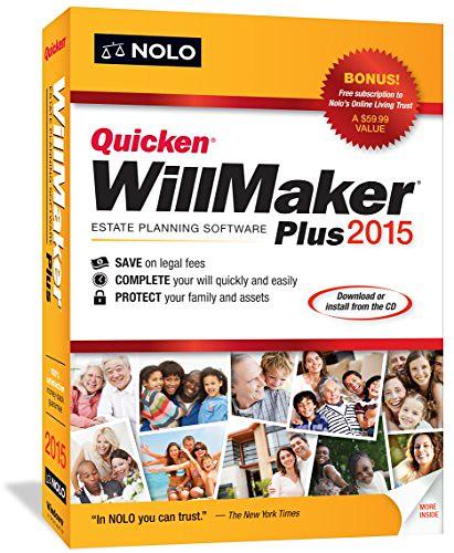 Quicken WillMaker Plus 2015