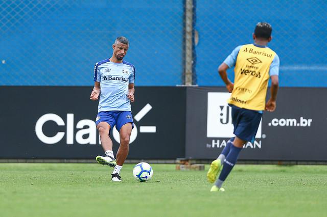 Treino Grêmio 13/11/19