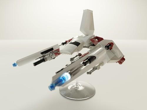 Sienar Fleet Systems Ypsilon-class Y-4 Viper
