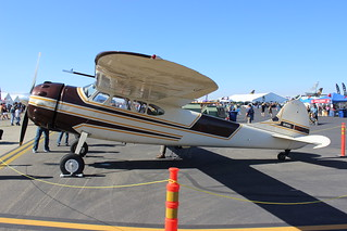 N195EL Private Cessna 195