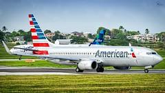 American Airlines   N811NN   Boeing 737-823(WL)   BGI