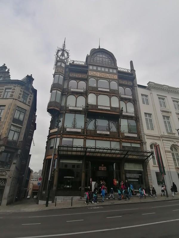 Museo de Instrumentos Musicales. #Bruselas