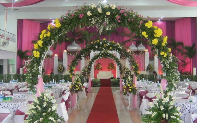 Dekorasi Pernikahan Murah di <span>Bunga Raya – Siak</span>