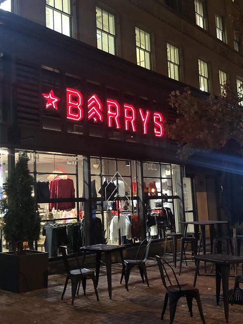 Barry's Bootcamp 1