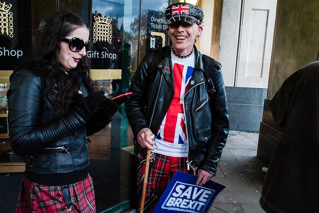 Brexit Betrayal March, London Dec 2018