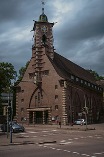 ulm - martin-luther-church