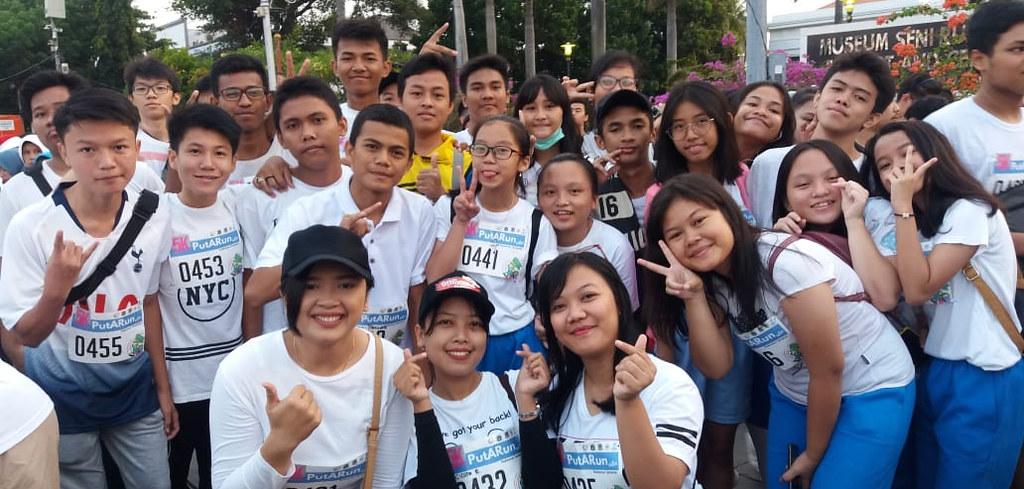 Lomba Lari PutARun Satoe (Hari Kesehatan Nasional)