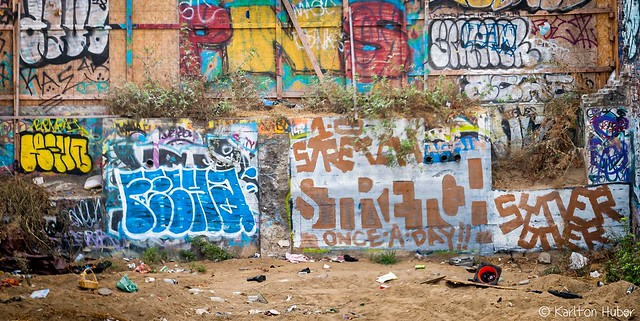 Graffiti Wall_Pano