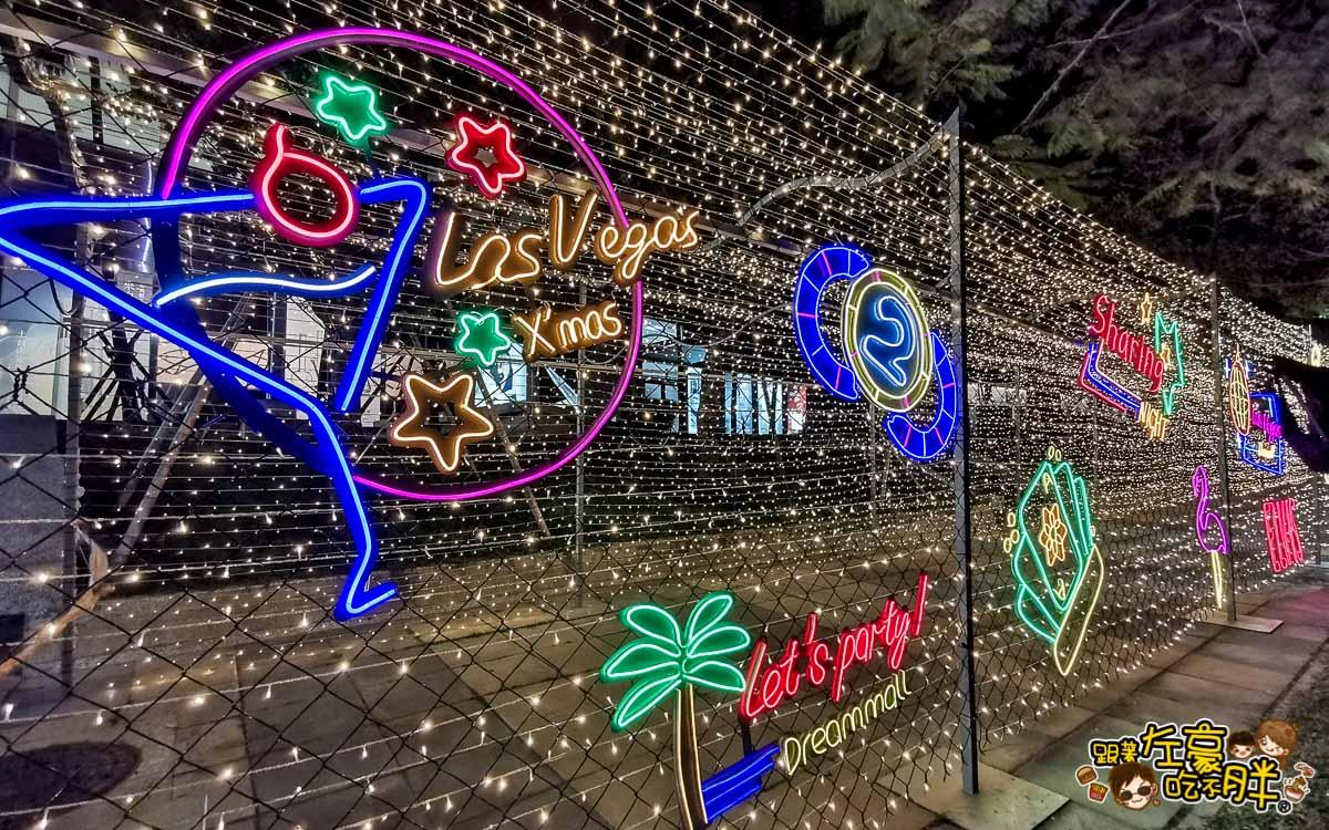 2019夢時代聖誕節戶外裝飾-86