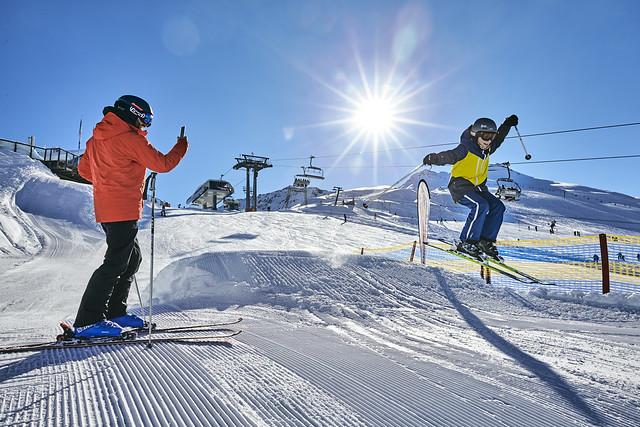 Skigebiet See 2019