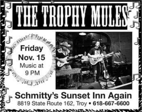 The Trophy Mules 11-15-19