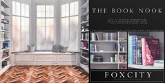 FOXCITY. Photo Booth - The Book Nook