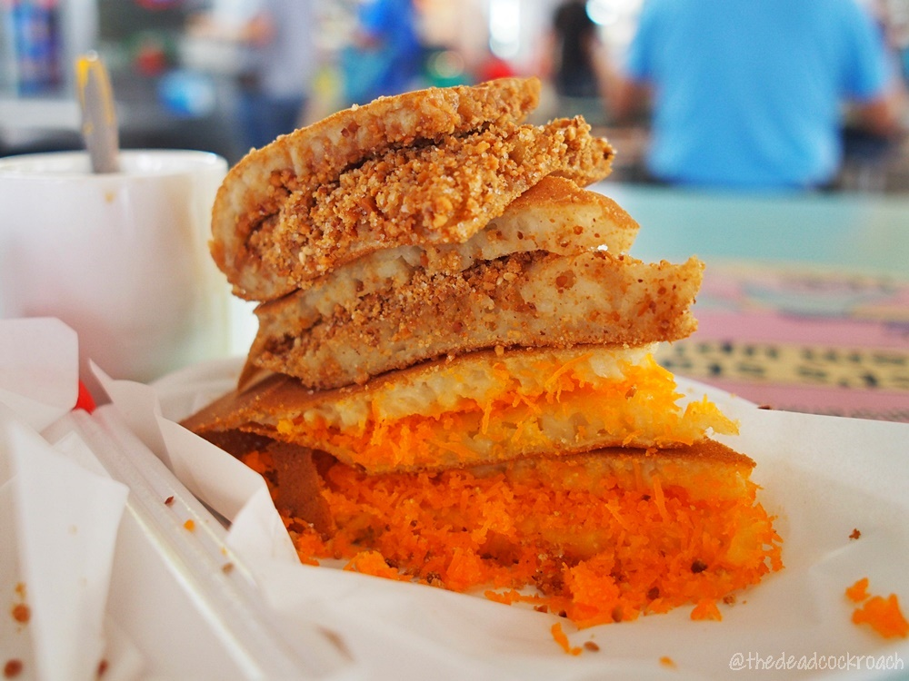 food, food review, ghim moh, ghim moh market & food centre, granny's pancake, mee chiang kueh, review, singapore, 面煎粿,