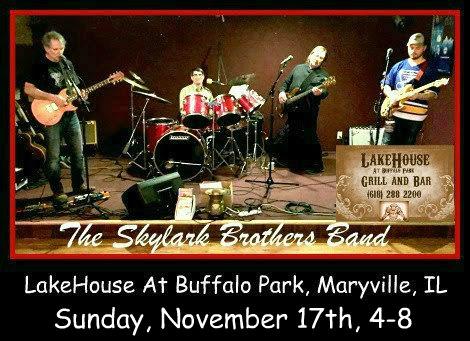 Skylark Brothers 11-17-19