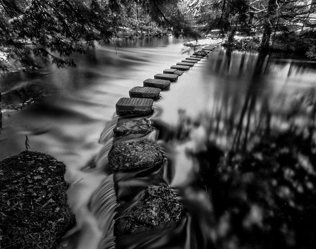 Stepping Stones-Middle Branch, Ontonagon River