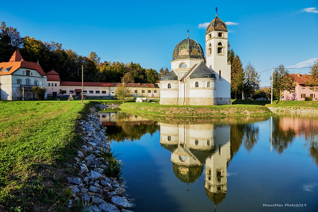 Grkokatolička crkva u Pribiću